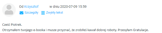 Krzysztof Ebook